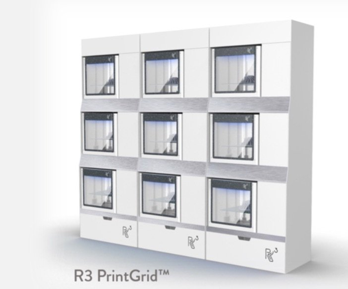 Defense Innovation Lab Supporting R3 Printing With Grant
