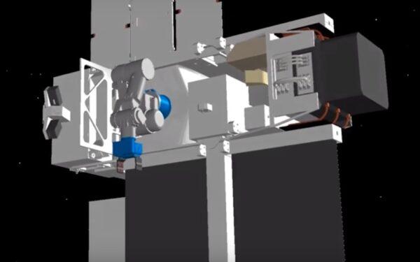 NASA's Archinaut One to Print Spacecraft Parts in Orbit