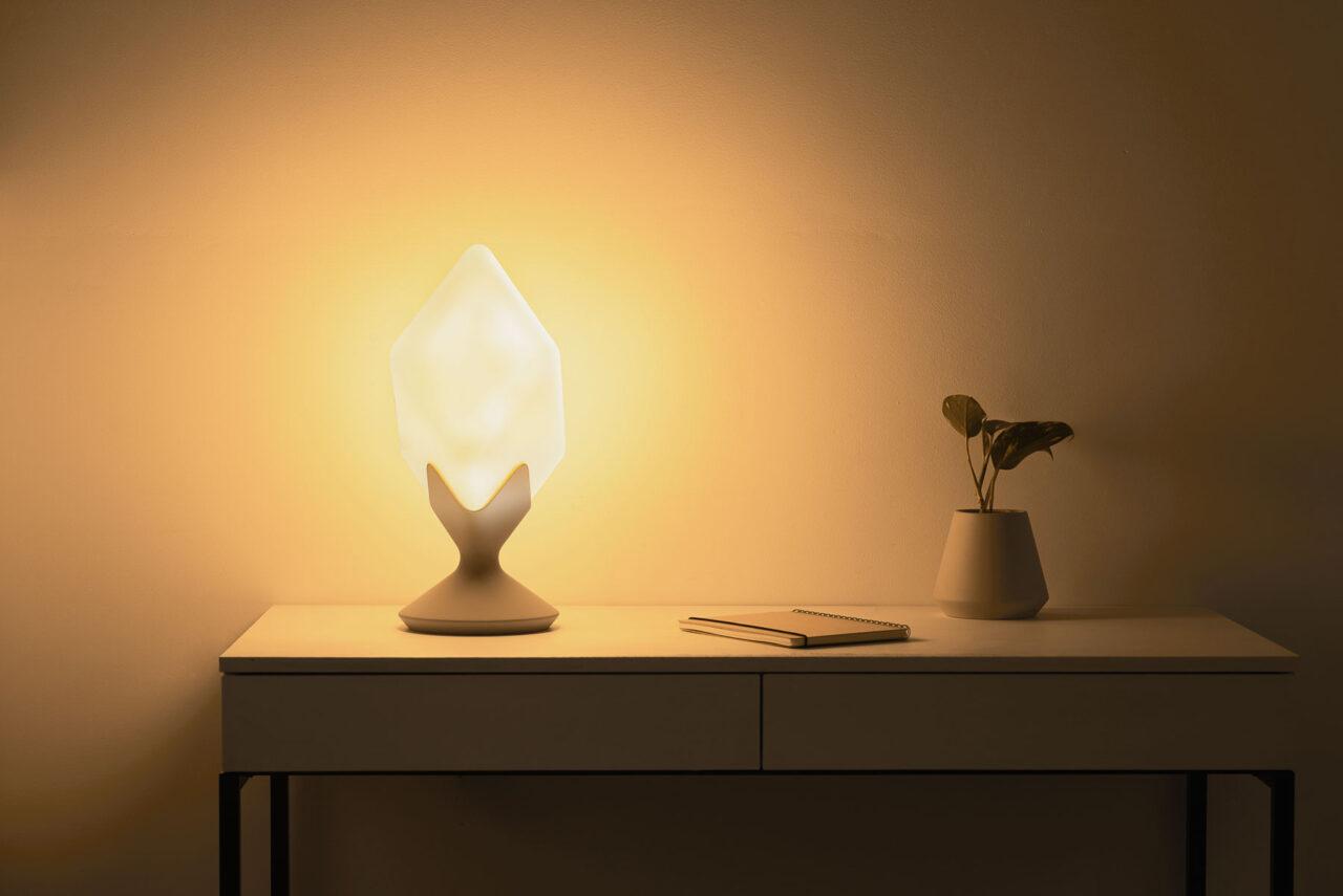 3d printed lighting gantri