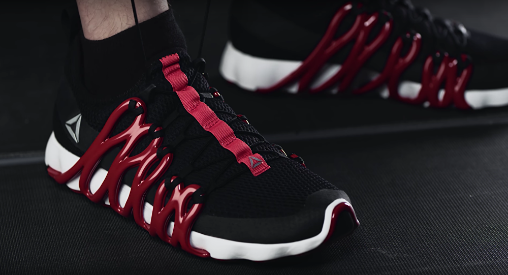 Reebok Set To Use Liquid Factory To 3D Print Next Line of Shoes