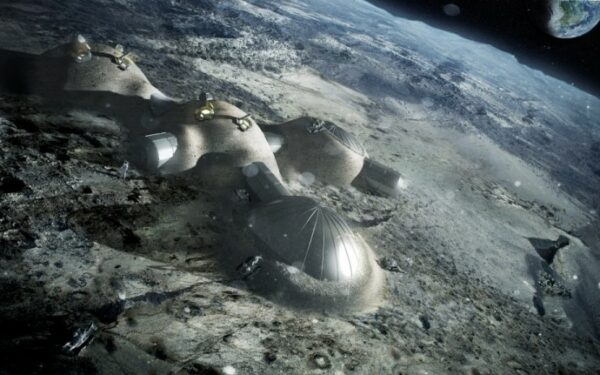 ESA Releases Video About Its 3D Printed Moon Base