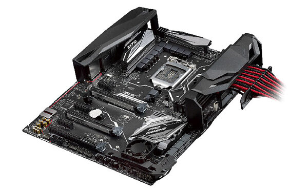 ASUS Releases AM Files for ROG Motherboards
