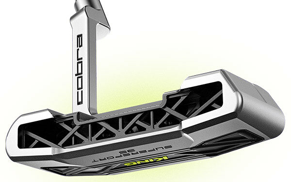 Cobra's New King Supersport-35 Putter is 3D Printed