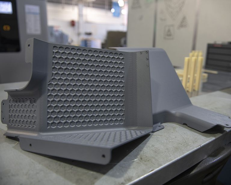 3D Printed Toilet Seat Cover Cuts Costs For US Air Force