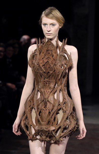 Iris van herpen 3d printed collection 3d printing for Couture a wod