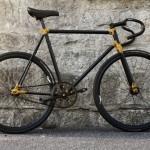Vorwaertz 3D printed bike