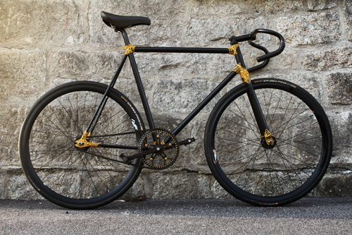 3d Printed Bikes designed and D printed