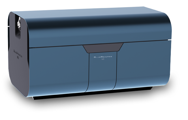 The Blueprinter Shs 3d Printing