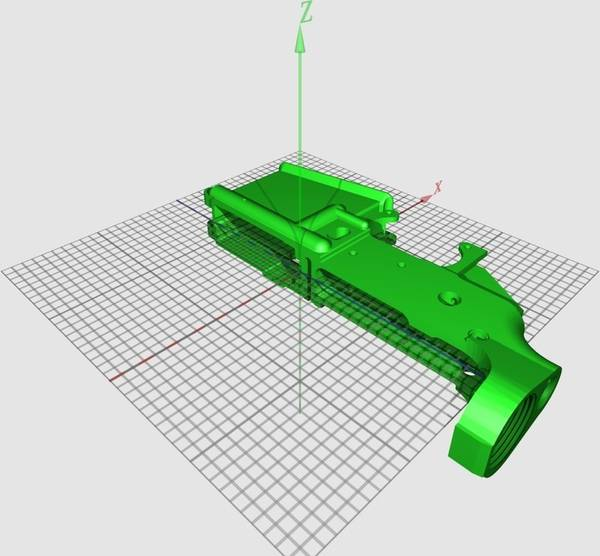 Why criminals also love 3d printing 3d printing for Progetti 3d