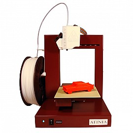 New personal 3d printer – The Afinia H-Series - 3D Printing