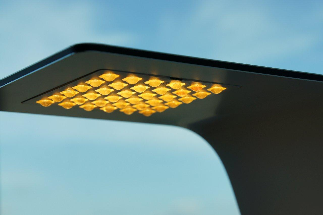 4. LED Array Application_Optic close-up