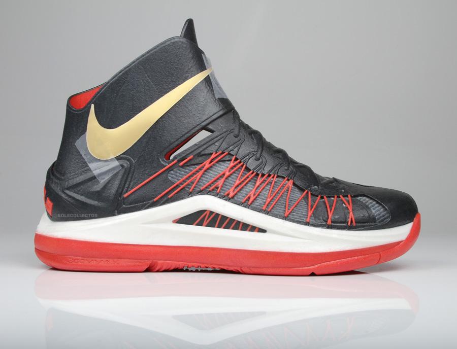 Nike Lebron 13 XIII Low White Metallic Silver On Foot