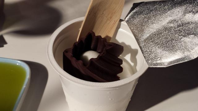 3D Printed Chocolate by TNO