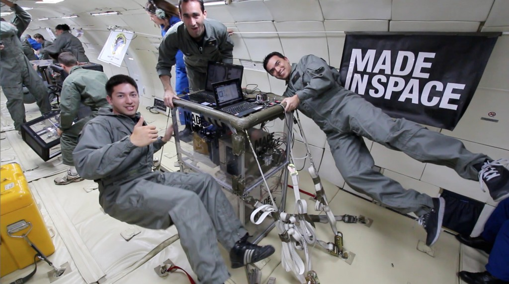 3D Printer Made In Space