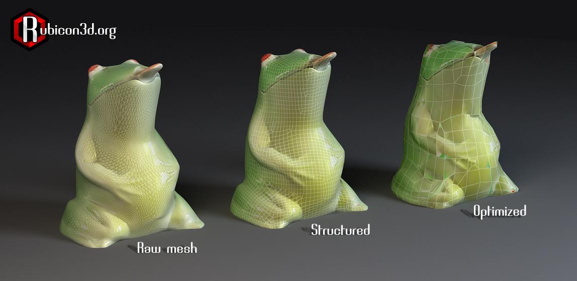 Rubicon 3D Scanner