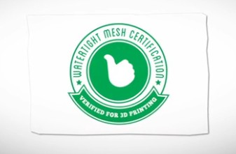 WMC – The First 3D Printing Product Qualification Label