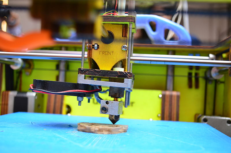 3D Printing Can Make the World More Green