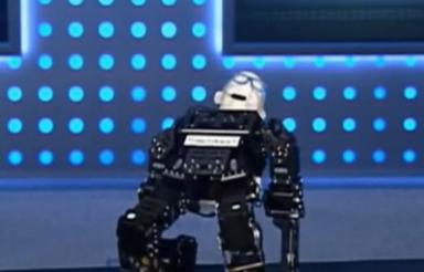 Robosavvy Twerking Robot