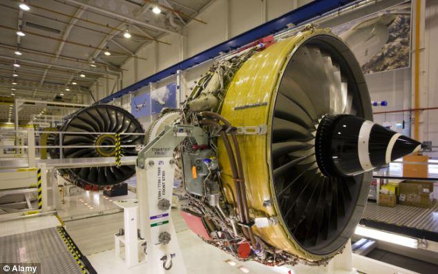 Rolls-Roys 3D Printing Engine