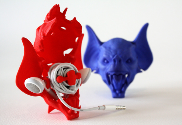 Bud-E 3D Printed Earbud holders