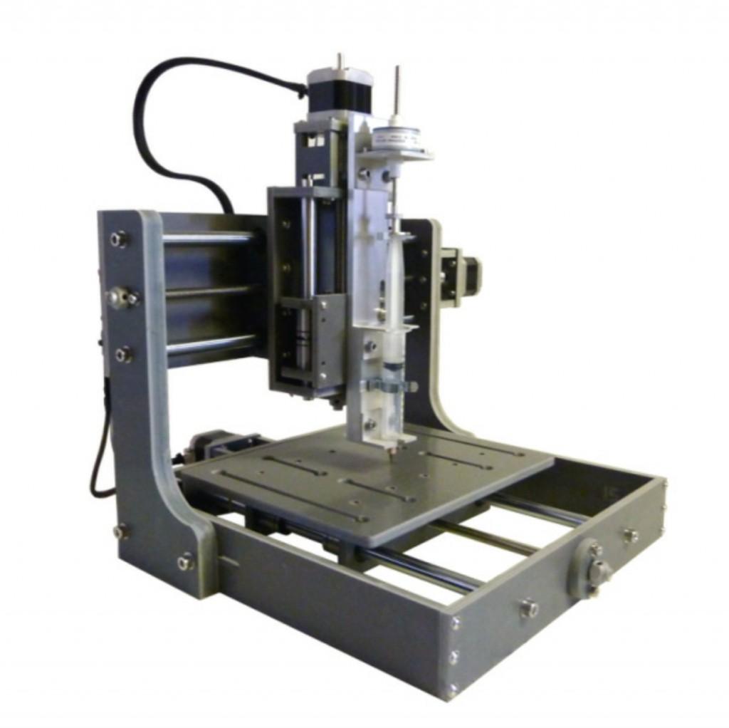 3D Printer In The Spotlight: The Choc Creator