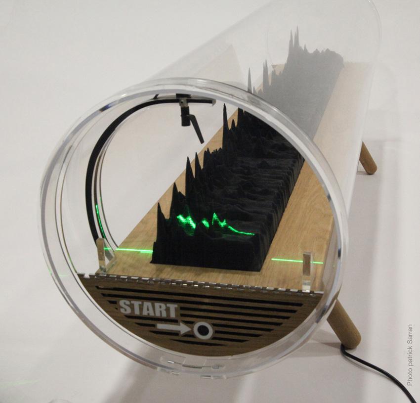 Gilles Azzaro barack Voice Sculpturing