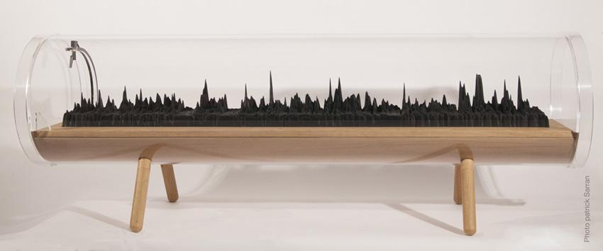Gilles_azzaro Barack Voice Sculpturing