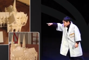 Video: 11-Year-Old Teaches Us About 3D Printing