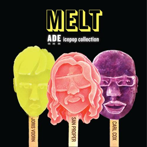 MELT Icepops: 3D Printing an Ice Cream of Your Own Face