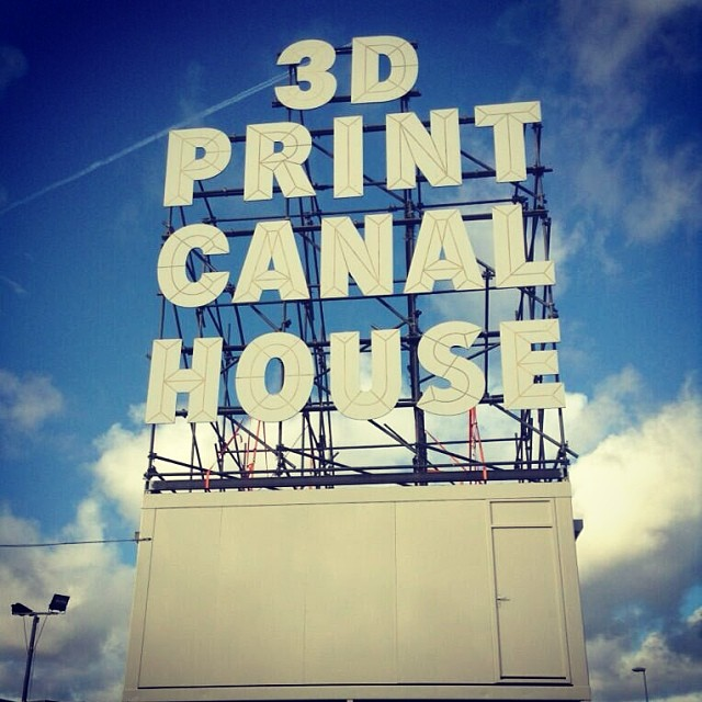 Dutch Company 3D Prints an Entire Canal House