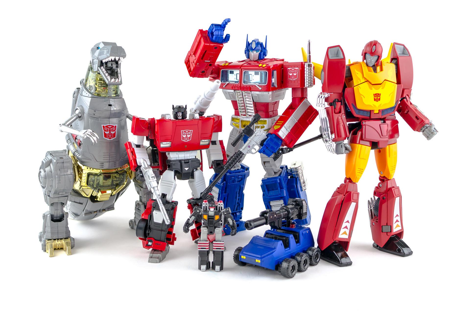 Toys From Hasbro : Hasbro to produce d printed toys