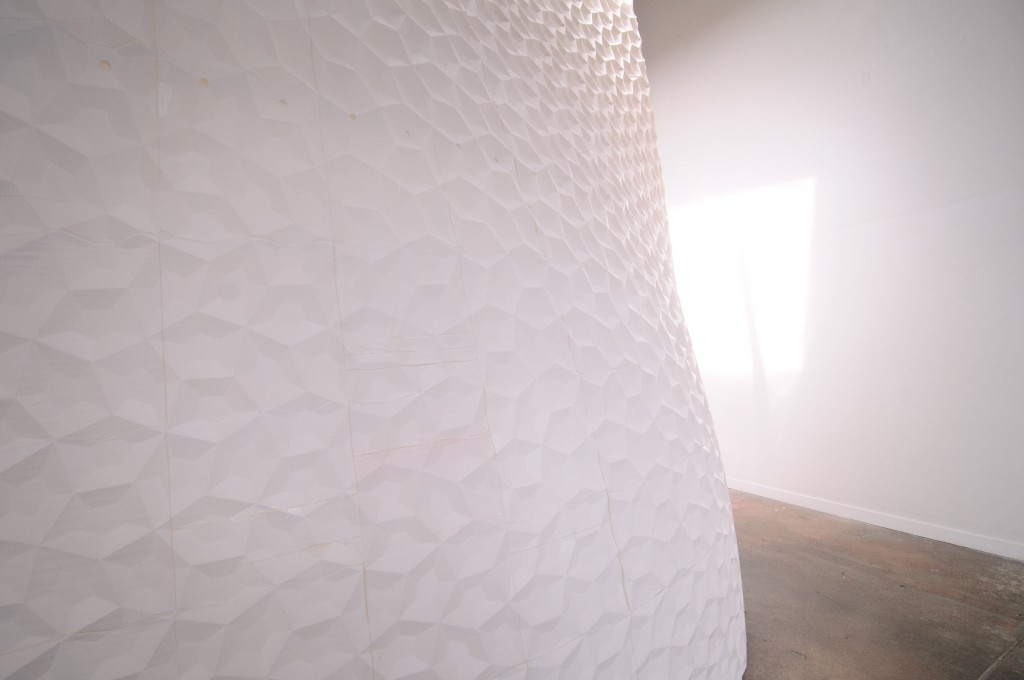Art and Architecture: Entirely 3D Printed Large Wall