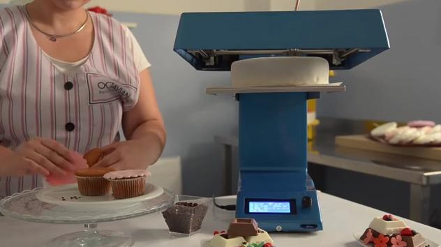A New Candy Printer to Enter the Market