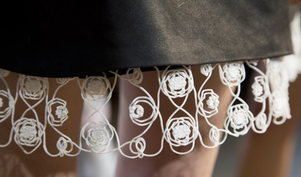 This Designer Created Wearable 3D Printed Clothes
