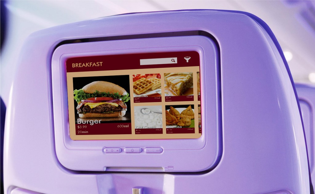 3D Printed Airplane Food: Tomorrow's Airline Meals?