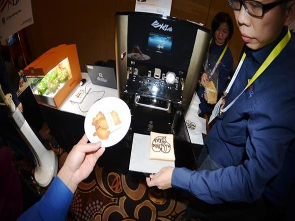 CES 2015: These Are Tomorrow's 3D Printers