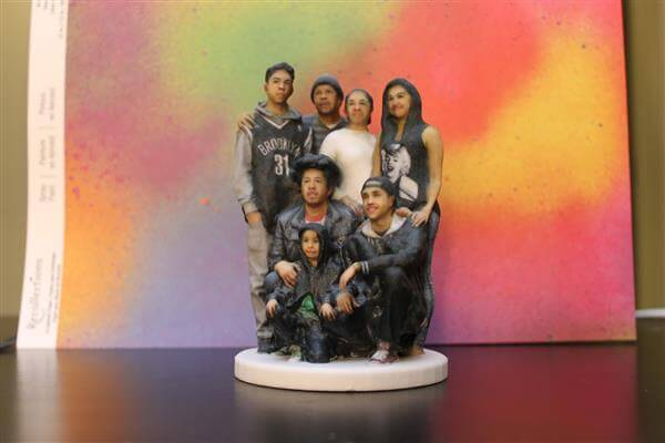 California-based Company 3D Scans Entire Families