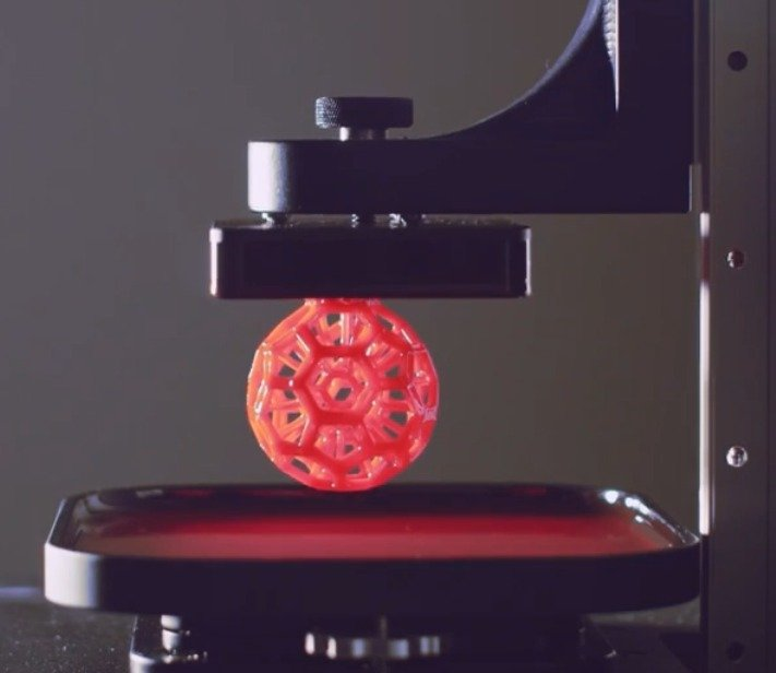 3d printer based on CLIP technology