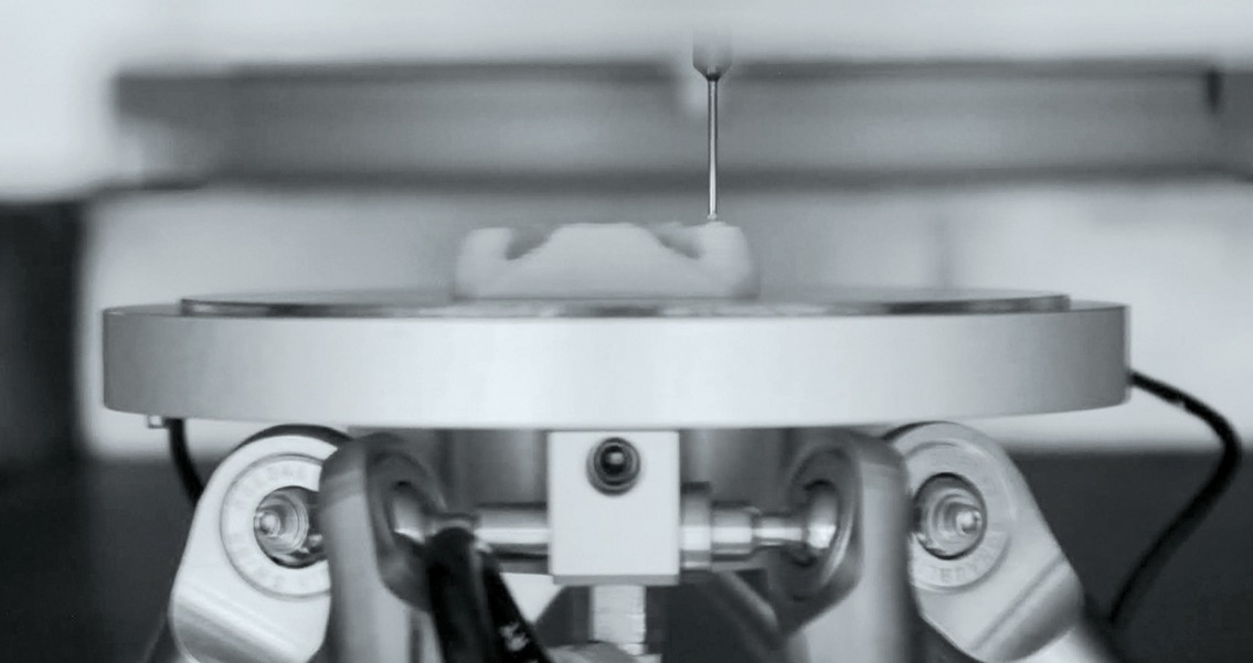 Fast Bioprinting of Human Cartilage Implants