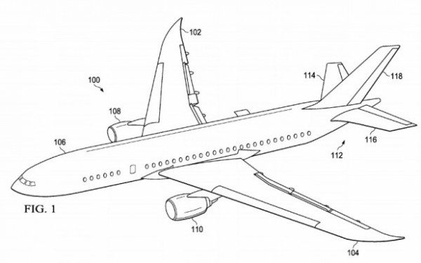 Boeing files patent for 3D-printed aircraft parts