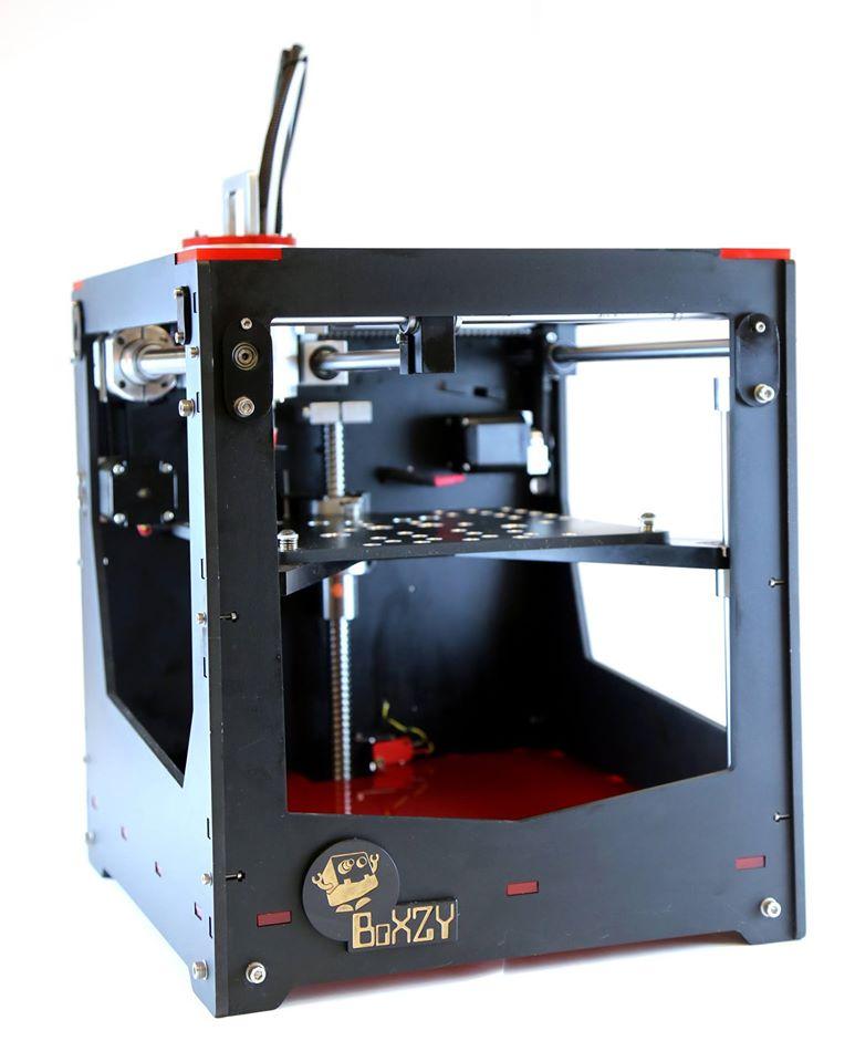 BoXZY desktop multitool machine