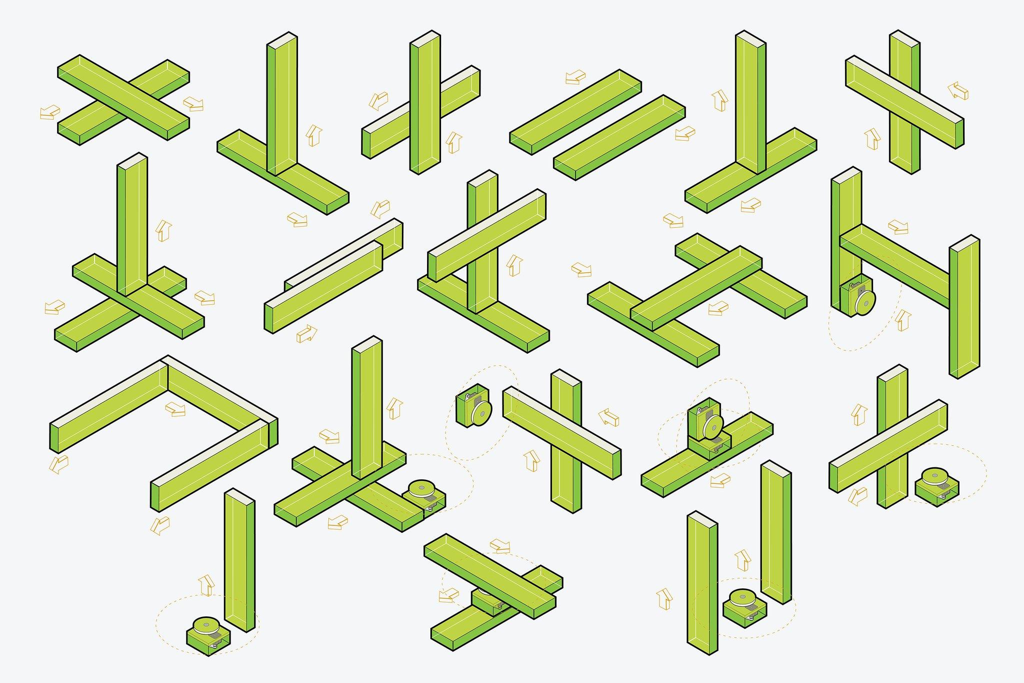 gestalt modular cardboard 2