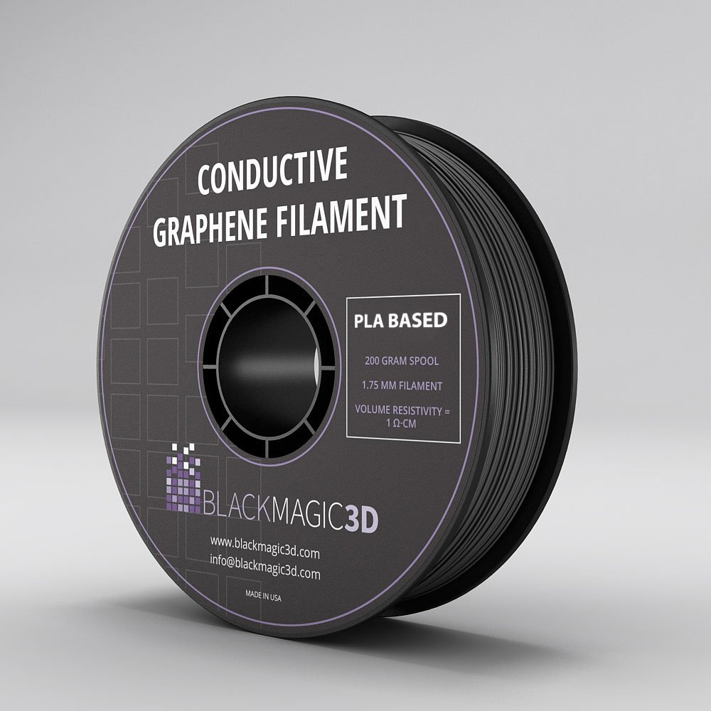 GRAPHENE 3D LAB INC. - Commercial Sale of Conductive Graphene Fi