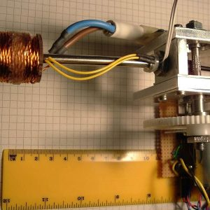 induction heat extruder 1