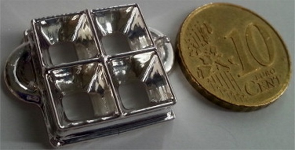 dutch solar efficiency 3d printed light trap 2