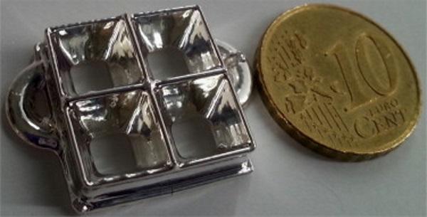 dutch solar efficiency 3d printed light trap 2