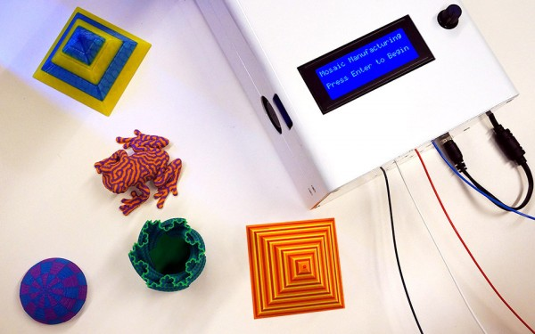 How Multi-Color 3D Printing Helps Communicate Ideas