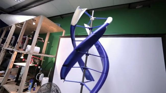 Magic image pertaining to 3d printable wind turbine