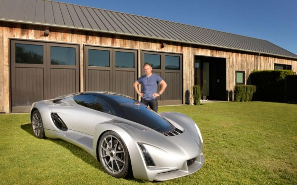 World's First 3D Printed Super Car
