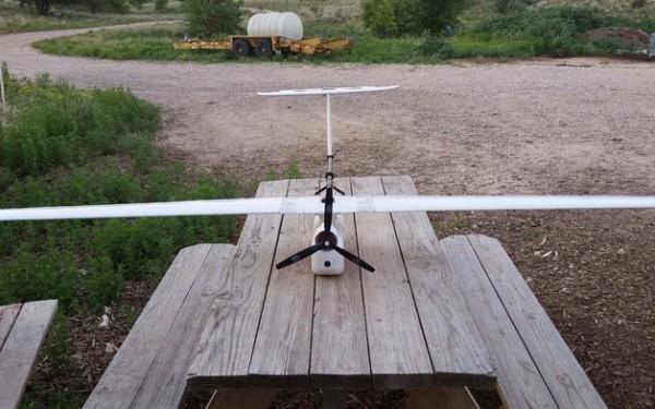 3D Printed Solar UAV that Spots Poachers in Africa